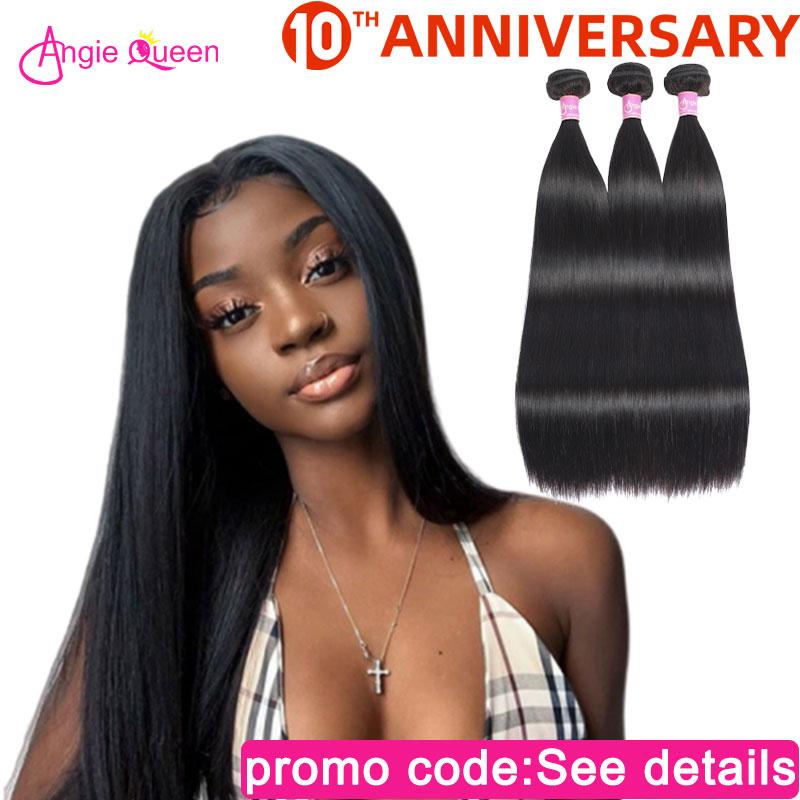 Straight Hair Bundles Indian Non Remy Hair Bundles Weaves 100% Human Hair Bundles Weft Bundle Straight 14 16 18 20 22 24 26 Inch