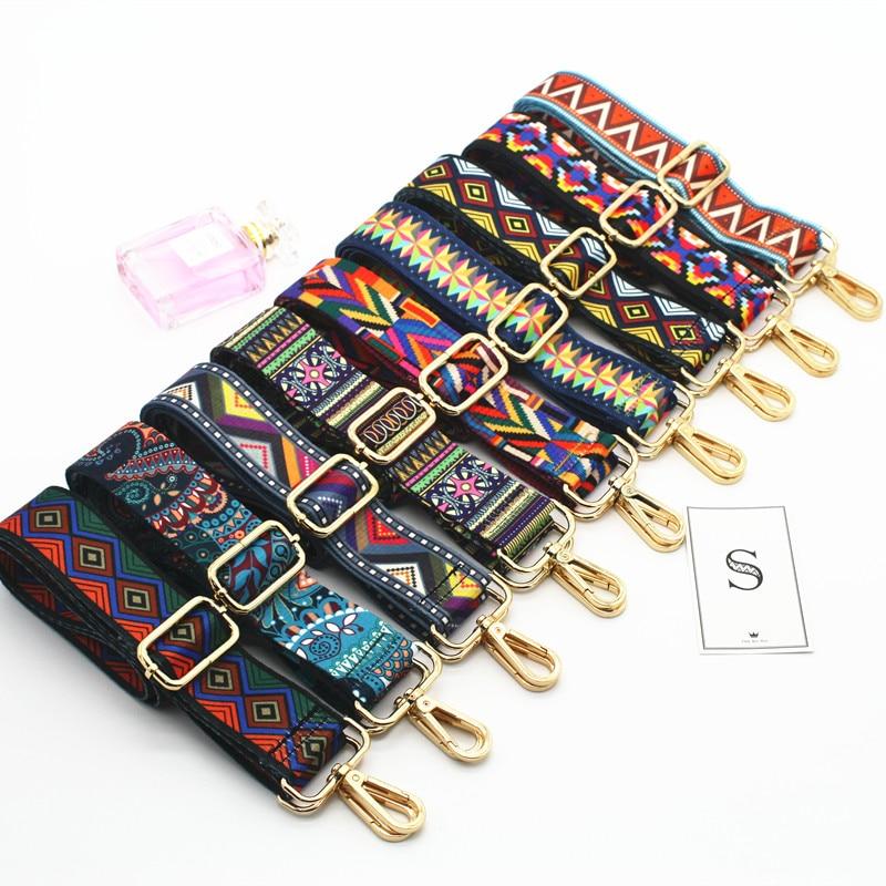 Bag Band Width Shoulder Strap Messenger Bag Belt Women Bag Strap With Adjustable Length Shoulder Strap