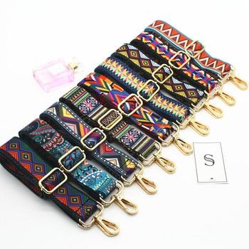 Bag band width shoulder strap messenger bag belt women with adjustable length