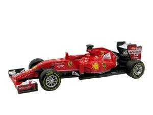 Image 2 - BBurago 1:43 F1 SF90 2019 SF14T 2014 Nr7 Kimi Raikkonen 2015 SF15T Nr5 Sebastian Vettel F2012 #6 Felipe Massa Diecast Model Car