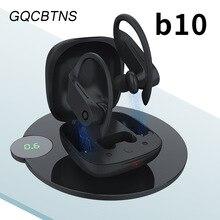 b10 TWS Wireless Earphones Bluetooth 5.0 Earphone Stereo HIFI Sound headsets Sport headphones with Mic Handsfree Gaming Headset