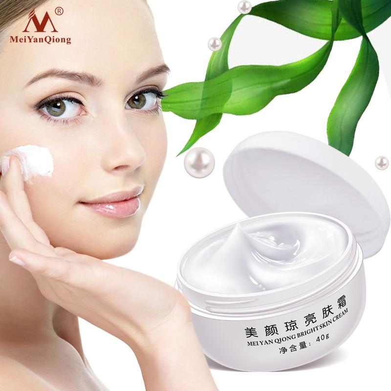 Meiyanqiong Anti Aging Face Care Cream Dark Spot Remover Skin Lightening Cream Dark Skin Care Anti Freckle  Whitening Cream