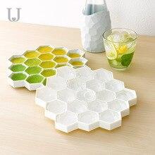 цены Youpin Jordan&Judy Silicone Water Cube Ice Tray Household Ice Cube Mold Box Non-toxic Ie Tray