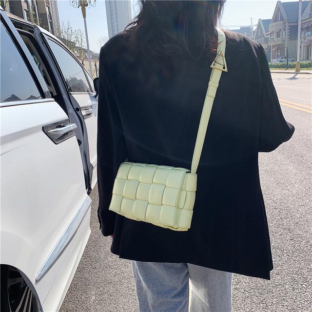 2020 New Good Quality Fashion PU Leather  Shoulder Crossbody Bag