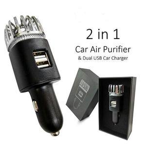HiMISS Car Air Purifier, Fresh