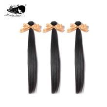"""מוקה שיער ישר שיער 8 """" 26"""" 10A שיער ברזילאי לא מעובד שיער צבע טבעי 100% לא מעובד שיער טבעי הארכת משלוח חינם"""