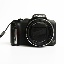 USED Canon PowerShot SX170 IS 16.0 MP Digital Camera 16x 720