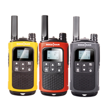 SOCOTRAN Walkie Talkies Rechargeable Long Distance with Privacy Code Monitor VOX PMR446 License Free T80 Ham Radio Walky Talky