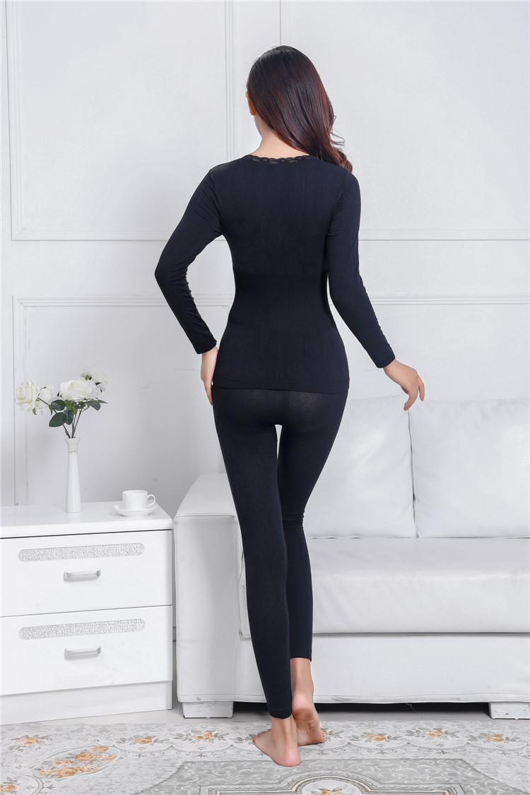 He247997110214ccaa5f55bf84a64a200a - Thermal Underwear set  Woman winter clothing Warm suit Long sleeve top Warm pants winter leggings Thermo underwear undershirt
