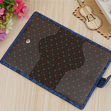 France Passport Cover Business Credit Card Holder Men Women French Passports Organizer For Card Documents Passport Case Holder(China)