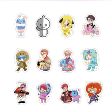 Bangtan21 Stickers Set (60 Pcs)