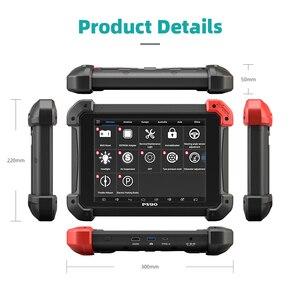 Image 5 - XTOOL herramienta de diagnóstico automotriz PS90 OBD2 para coche, con programador de llaves, Correctio odómetro, EPS, compatible con varios modelos de coche con Wifi/BT