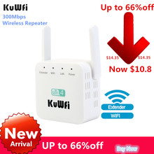 300Mbps Wireless Repeater Wifi Extender2019 New External Wi-Fi Range Extender Wifi Signal Amplifier 2.4G AP Router 2pcs Antennas 300mbps network router usb wifi repeater range extender booster usb wireless wi fi signal amplifier w external antenna for home
