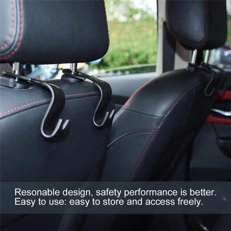 20Kg-łożyska z tyłu samochodu/tylnym siedzeniu haki do wieszania fotelik samochodowy zorganizować akcesoria samochodowe do przechowywania samochodu wnętrzem samochodu