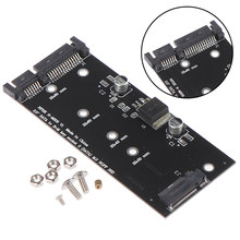 B + M ke M.2 ssd ngff на 2,5 дюймовый 15pin sata3 ПК конвертер адаптер карта