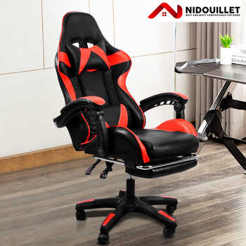 Nidouillet Office Chair Gamer Chair Gaming Chair Silla  Gamer Chair Workbench Chair with Headrest Computer Chair Furniture AB065 - DISCOUNT ITEM  34 OFF All Category