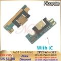 Для ZTE Trek 2 HD K88 USB док-станция зарядное устройство Порт зарядный соединитель гибкий кабель плата + отслеживание
