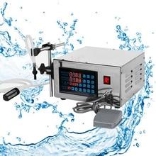 Электрическая машина для наполнения жидкостей, мини-наполнитель бутылок в бутылках, цифровой насос для парфюмерных напитков, воды, молока, оливкового масла, машина для наполнения