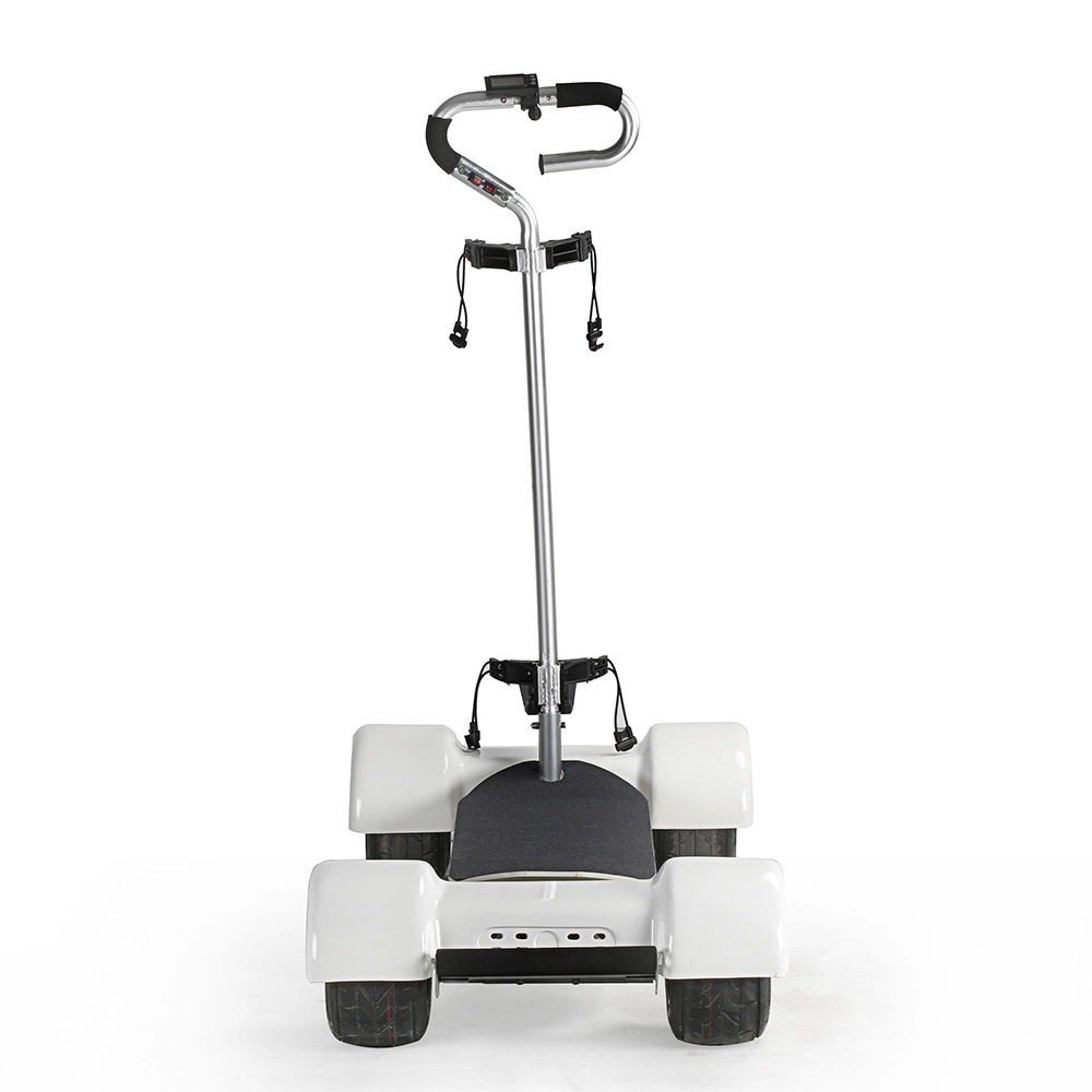 Four-wheel Balance Cart Golf Cart Electric Golf Trolley 4