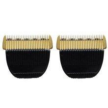 2 шт сменные лезвия для panasonic er gp80er161116101511 аксессуары