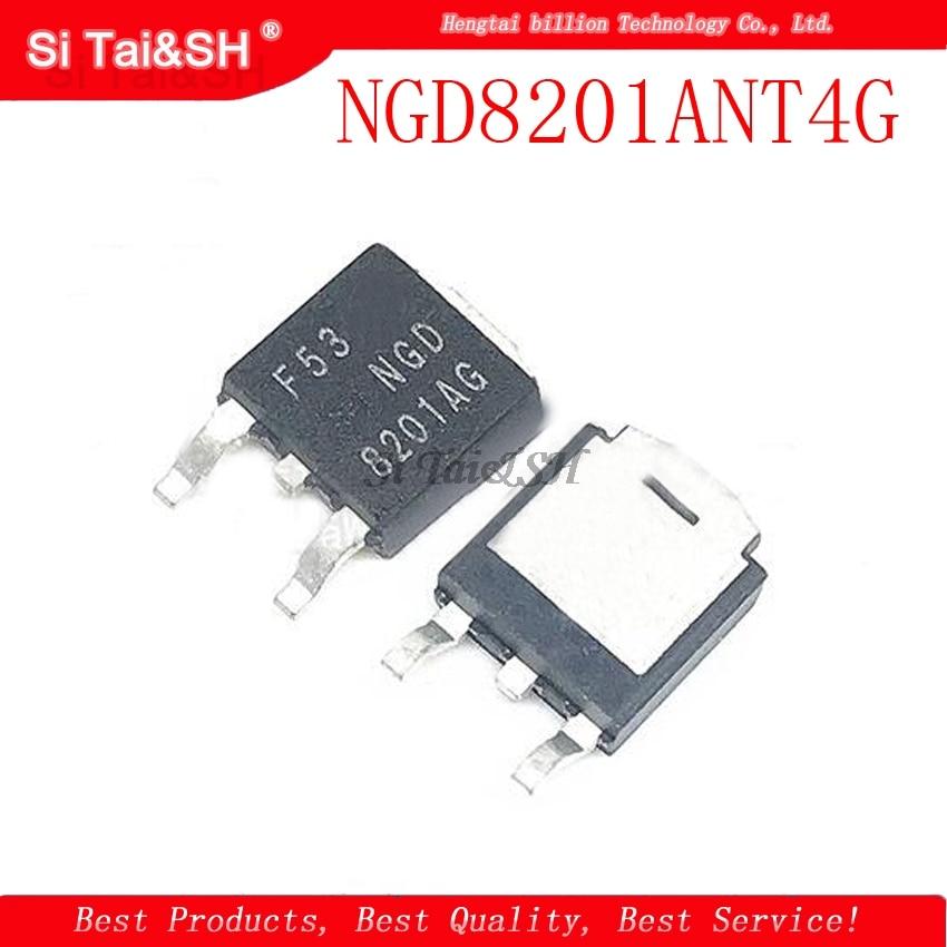 20pcs/lot NGD8201ANT4G NGD8201AN NGD8201 NGD8201AG 8201 8201AG TO-252 Best Quality