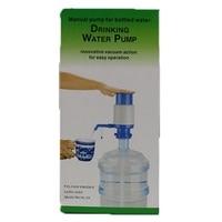 Drinking Water Hand Press Pump Bottle Manual Dispenser For Home Office Useful Water Bottle Accessories H1 x|Water Bottle & Cup Accessories|   -