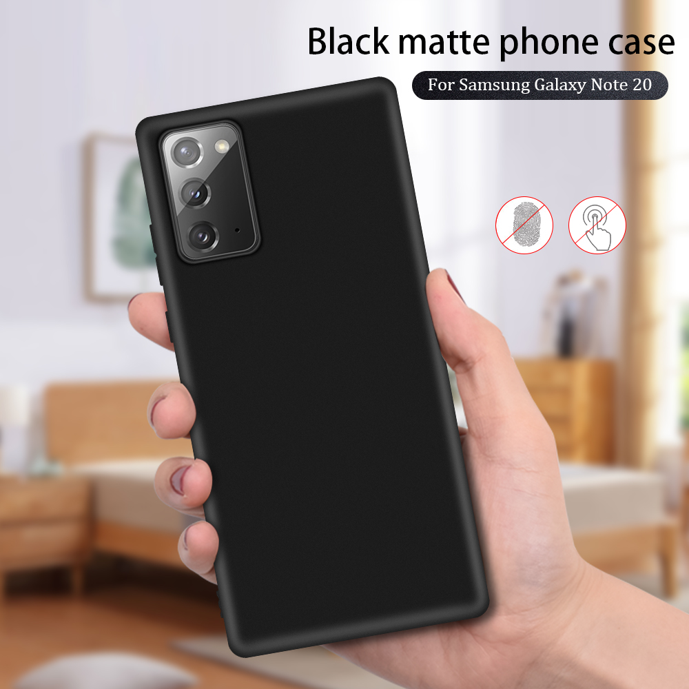 Luxury Soft Silicon Cover Case for Samsung S20 Ultra
