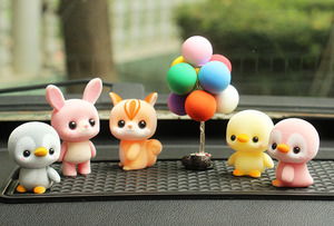Flocking Surprise pet Doll Cute Dog Duck Panda Sheep Penguin Children Plush Toy Novelty Gag Birthday Gift Toys for Kids Hobbies