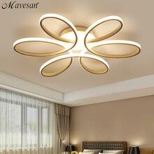 Светодио дный led современная люстра освещение новинка блеск Lamparas потолочный светильник для спальня гостиная luminaria крытый свет люстры