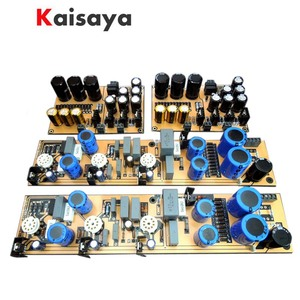 Image 1 - Tubo de vacío de circuito de D.Klimo de referencia alemana, HiFi MC MM, amplificador, preamplificador, Kit Diy