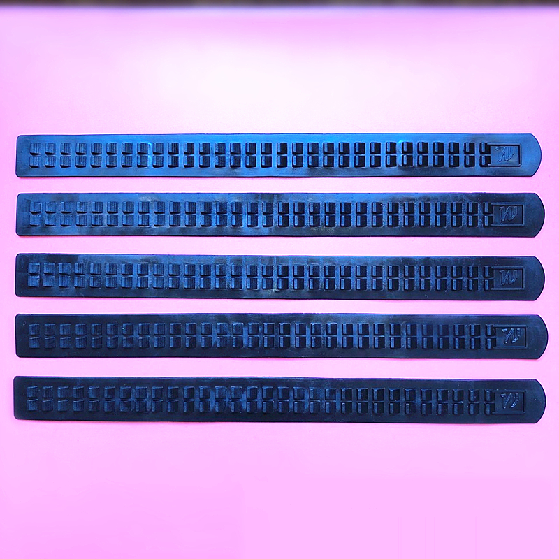 Men's Automatic Belt Buckle 12 Pcs Plastic Teeth Length 19.8cm Has 30 Pairs Of Teeth Material Belts Black Accessories Diy