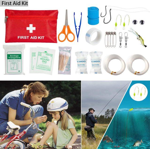 Emergency survival kit 47 in 1 sur