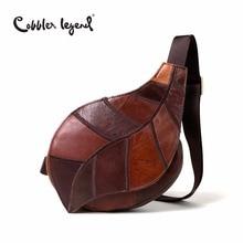 Cobbler Legendกระเป๋าหนังแท้กระเป๋าถือผู้หญิงกระเป๋าVINTAGE VINTAGEกระเป๋าผู้หญิงไหล่กระเป๋าสุภาพสตรีกระเป๋าถือขายฟรีจัดส่ง