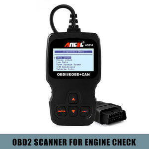 Image 1 - Ancel AD310 OBD2 Automotive Scanner OBD 2 Fehler Code Reader Auto diagnosewerkzeug Auto Scanner Freies Update OBD2 Scanner