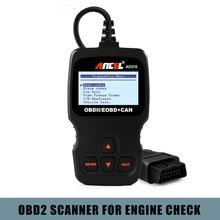 Ancel AD310 OBD2 Automotive Scanner OBD 2 Lettore di Codice Difetto Auto Strumento Diagnostico Auto Scanner Gratuito di Aggiornamento OBD2 Scanner