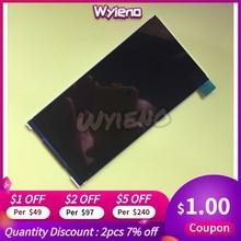 Wyieno 100% Kiểm Nghiệm BQ Di Động BQ5518G Quần Jean Màn Hình LCD Hiển Thị Màn Hình Không Cảm Biến Bảng Điều Khiển
