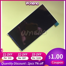 Wyieno 100% Tested For BQ Mobile BQ5518G Jeans LCD Display Screen NOT Sensor Panel