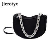 Jierotyx шикарные популярные повседневные женские сумки через