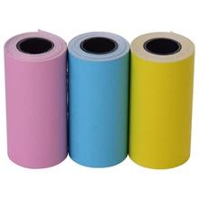 3 тепловые рулонов бумаги 57 x 30 мм POS принтер Bluetooth мобильный кассовый аппарат бумаги Rollfor Paperang & Peripage мини-принтер новый