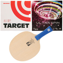 Racket Table-Tennis-Blade Sanwei F3 Paddle Target-T88 Ping-Pong Provincial Ultra-Spin