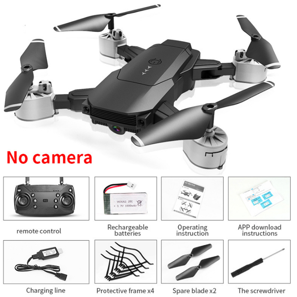 cheapest Headless Mode VR Visual RC Drone WIFI FPV Helicopters Selfie Gift Foldable Quadcopter APP Control Aerial HD Camera 720p 1080p