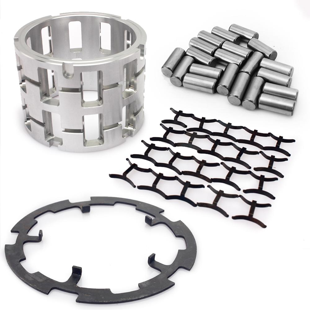 BIKINGBOY Front Differential Roller Cage Armature Plate For <font><b>Polaris</b></font> <font><b>Sportsman</b></font> 400 450 500 570 700 800 <font><b>Sportsman</b></font> 550 <font><b>850</b></font> <font><b>XP</b></font> image