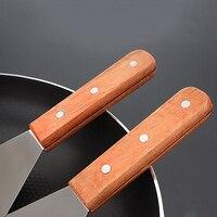 Профессиональный шпатель гамбургер стейк Сковорода для блинов лопатка, Кулинария выпечки Посуда