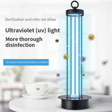 38W UV Sterilizer High Ozone UVC Disinfection Lamp 110V 220V Home Ultraviolet Quartz Germicidal Sterilizing Lights Kill Mites