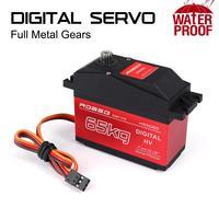 HS5065 65KG 6v 7.4v High End Metal Gear Digital Servo with Metal Arm for RC Cars Suit for HPI Rovan Km Baja 5B 5T