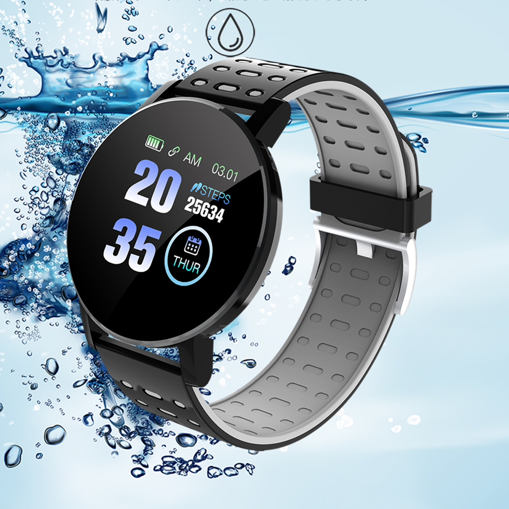 Bracelet intelligent Bracelet femmes hommes Sport Fitness Tracker montre Bluetooth 4.0 Bracelet pour iPhone Android Windows système Microsoft 8