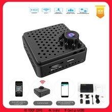 VIRAN Mini kamera 4k Full HD 1080P Video kaydedici Wifi kamera kablosuz uzaktan dahili pil bebek izleme monitörü eylem kamera