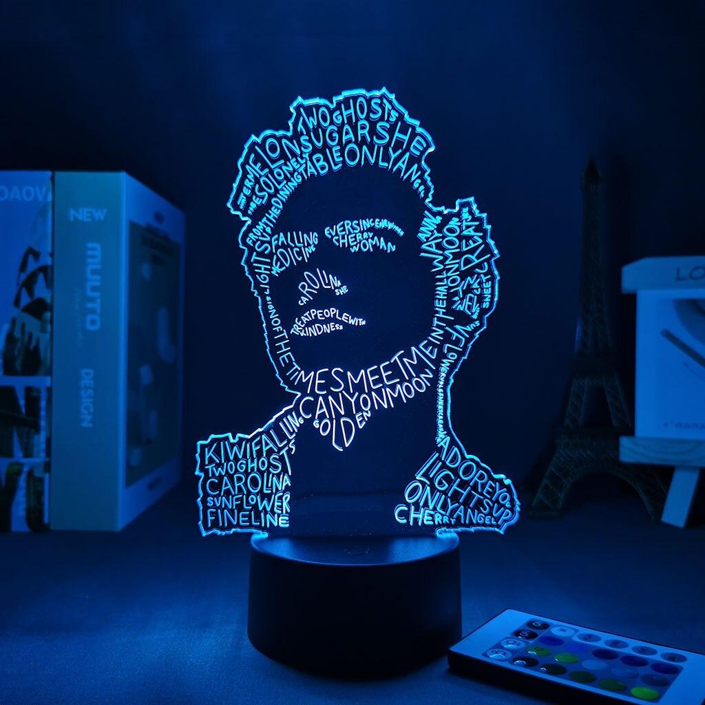 3d ночной Светильник Гарри лампа vitage Dragon для любителей Украшения в спальню светильник светодиодный сенсорный Сенсор Цвет изменение Рабочий ...