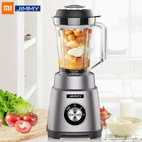 Xiaomi Jimmy 0.9L Large Capacity Electric Blender High Speed Motor Food Grade Safety Breaking Machine Self Clean Home B32