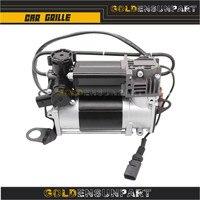 New Air Compressor Air Suspension Pump For Audi A6 C6 4F 4F0616005E 4F0616005 2004 2011